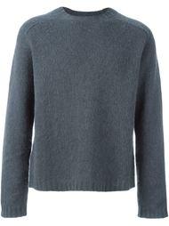 свитер с круглым вырезом   Marni