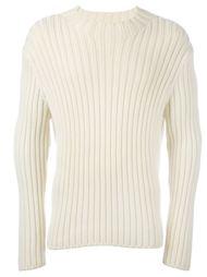 свитер в рубчик  Jil Sander Vintage