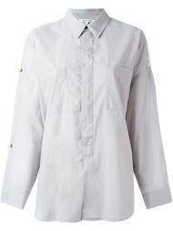 классическая рубашка Helmut Lang