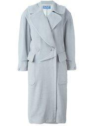 свободное пальто  Thierry Mugler Vintage