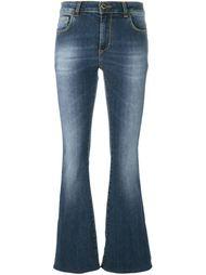 расклешенные джинсы Twin-Set
