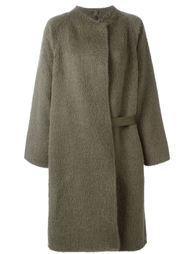 длинное пальто Helmut Lang