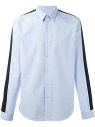 рубашка с контрастными полосками  Ami Alexandre Mattiussi