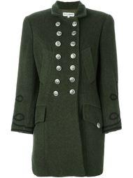 пальто с вышивкой  Dolce & Gabbana Vintage