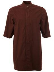 рубашка с короткими рукавами Rick Owens