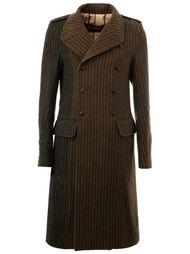 пальто в стиле милитари  Uma Wang