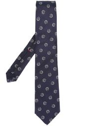 галстук с мелким узором Ulturale