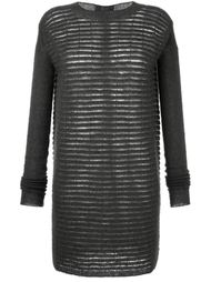 вязаное платье  Rick Owens