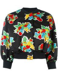 куртка-бомбер 'Fruit Basket'  Victoria Victoria Beckham
