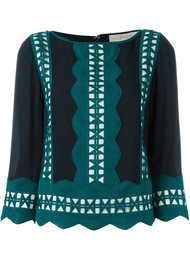 топ 'Georgette'  Tory Burch