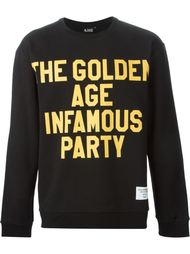 толстовка 'The golden age infamous party' Ejxiii