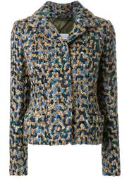 куртка из букле  Maison Margiela