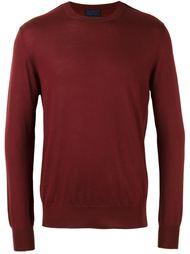 свитер с круглым вырезом  Lanvin