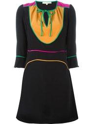 платье в стиле колор-блок  Vanessa Bruno