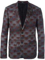 пиджак с абстрактным принтом Kenzo