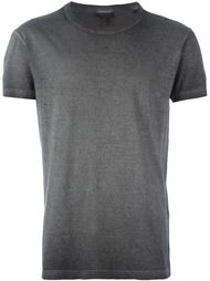 футболка с тонально-градиентным эффектом  Belstaff