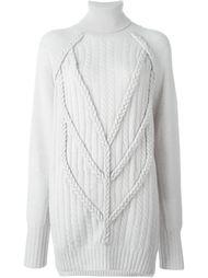 вязаное платье Belstaff