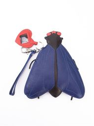 panelled clutch bag Sarah Chofakian