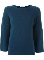 свитер с пышными рукавами  Dorothee Schumacher