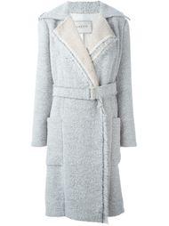пальто с заниженной линией плеч Lanvin