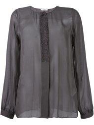блузка с длинными рукавами  Dorothee Schumacher