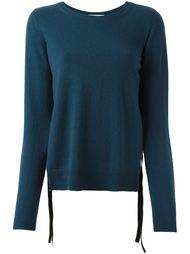 свитер с круглым вырезом   Dorothee Schumacher