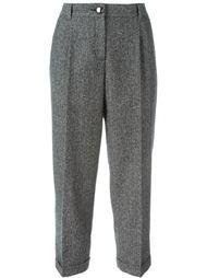твидовые брюки Dolce & Gabbana
