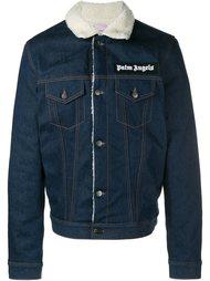 джинсовая куртка  Palm Angels