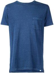 футболка с накладным карманом Orlebar Brown