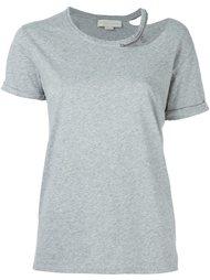 футболка с вырезом 'Falabella'  Stella McCartney
