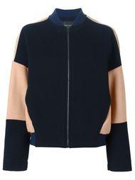 куртка-бомбер с панельным дизайном  Cédric Charlier