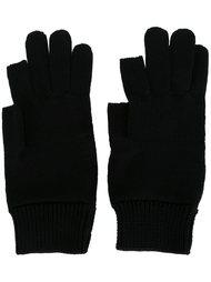 перчатки-митенки  Rick Owens