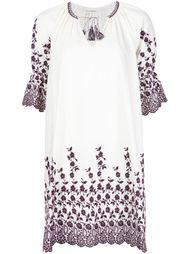 платье с вышивкой Ulla Johnson