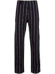 striped trousers Uma Wang
