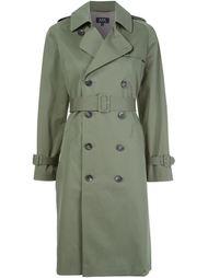 двубортное пальто  A.P.C.