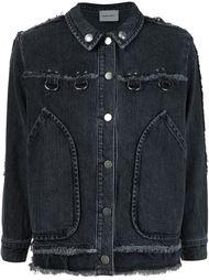 джинсовая куртка с необработанными краями  Rachel Comey