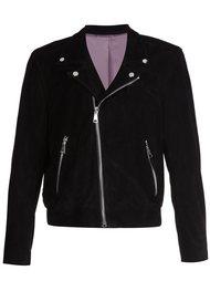 классическая байкерская куртка Second/Layer