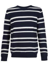 свитер в полоску A.P.C.