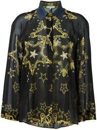 свободная рубашка  Versace Collection