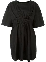 платье с оборками  Mm6 Maison Margiela