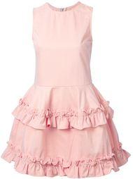 платье с оборками Simone Rocha X J Brand