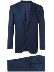 peaked lapels formal suit Corneliani