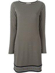 платье с узором  Michael Michael Kors