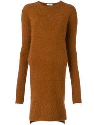 платье-свитер  Mugler