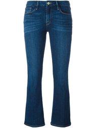 слегка расклешенные джинсы Frame Denim