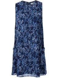 платье без рукавов с принтом зайцев Grey Jason Wu