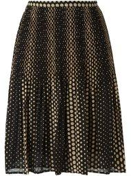 юбка в горошек  Michael Michael Kors