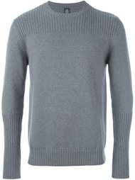свитер в рубчик Eleventy
