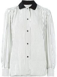 рубашка с бантом  Yves Saint Laurent Vintage