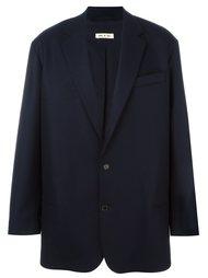 свободное пальто  Marni